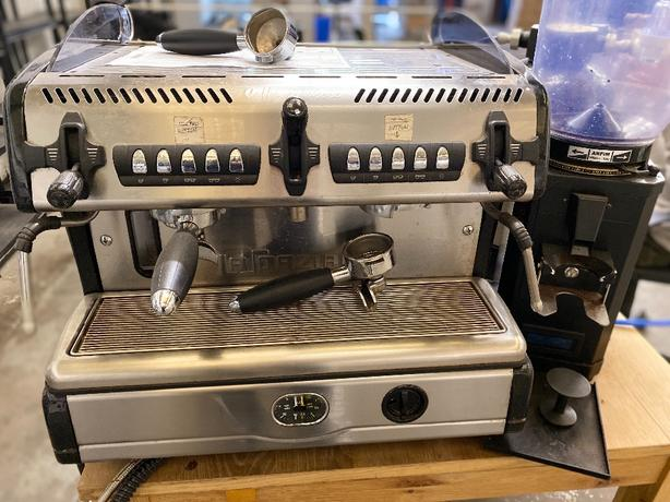 La Spaziale S5 EK Compact (2 Group) Traditional Espresso Coffee Machine