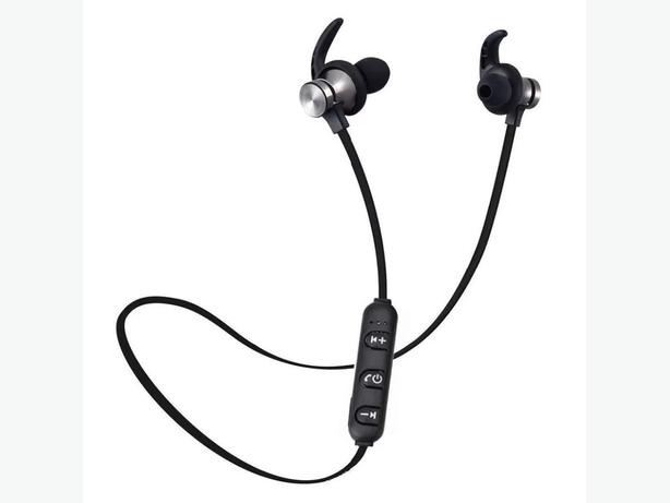 Bluetooth Earphones In-Ear With Mic Sports Waterproof V5.0