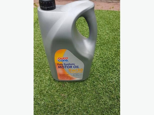 Autocare Fully Synthetic 5w 30 4.5l
