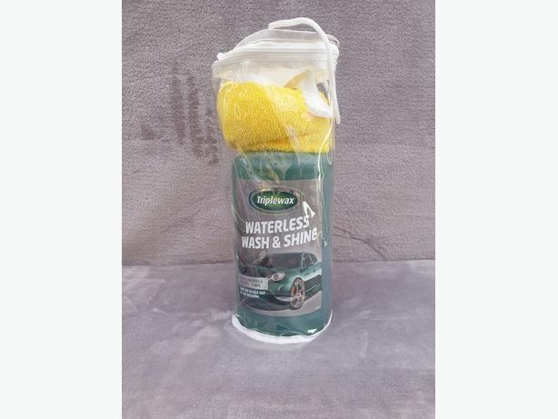 Triplewax Waterless Wash & Shine Car Shampoo Spray Kit