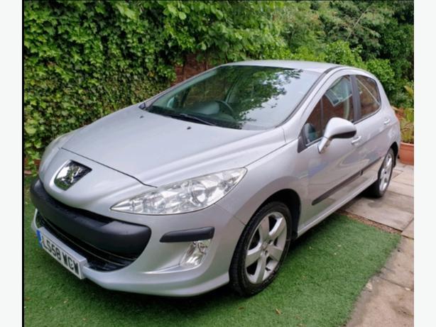 Peugeot 308 swap