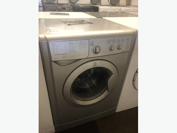 PLANET 🌍 APPLIANCE- INDESIT 6 KG LOAD WASHER/WASHING MACHINE WITH GUARANTEE 🇬🇧🇬🇧
