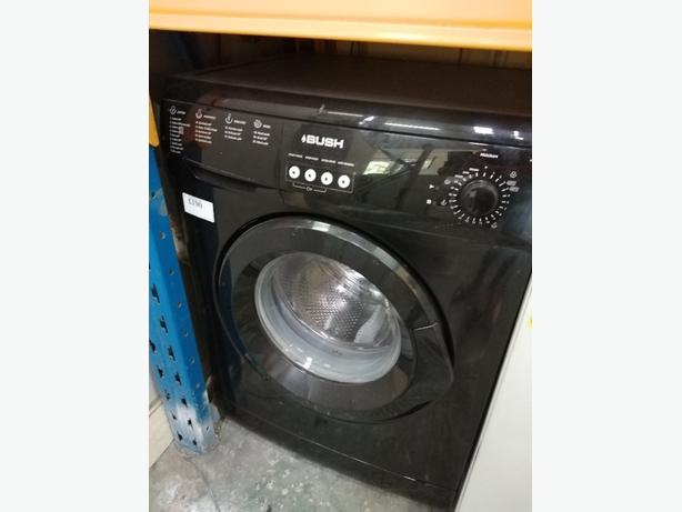 Bush 7kg washing machine with warranty at Recyk