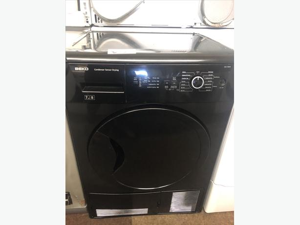LOVELY BEKO 7KG LOAD CONDENSER TUMBLE DRYER WITH GUARANTEE 🇬🇧🇬🇧