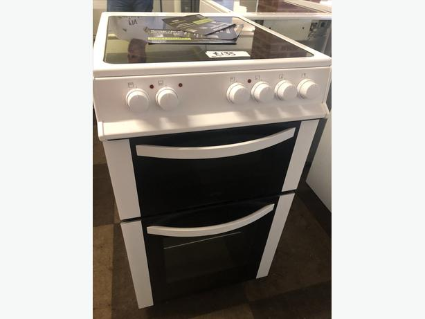 WHITE BUSH 50CM ELECTRIC COOKER WITH GUARANTEE 🇬🇧🇬🇧