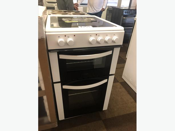 PLANET 🌍 APPLIANCE- LOGIK 50CM WIDE ELECTRIC COOKER WITH GUARANTEE