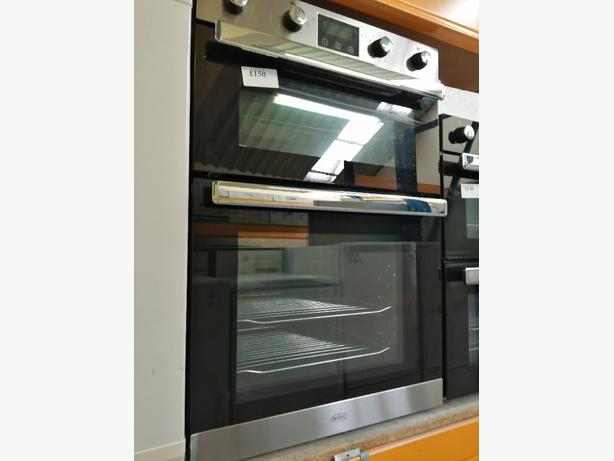🌞Belling double electric oven 60 cm as new with warranty🌞