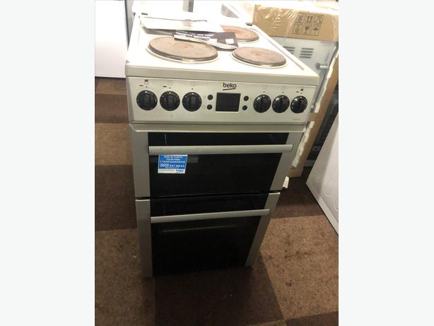 🌟🌟 BEKO 50CM ELECTRIC COOKER WITH GENUINE GUARANTEE 🌟🌟