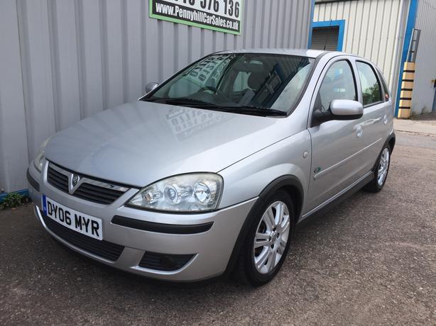 2006 Vauxhall Corsa 1.4 Active Automatic *12 MONTHS MOT* - *41,000 MILES*