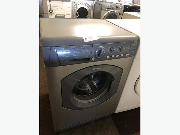 PLANET 🌎 APPLIANCE- £99 - HOTPOINT WASHER//WASHING MACHINE WITH GUARANTEE 🇬🇧🇬🇧