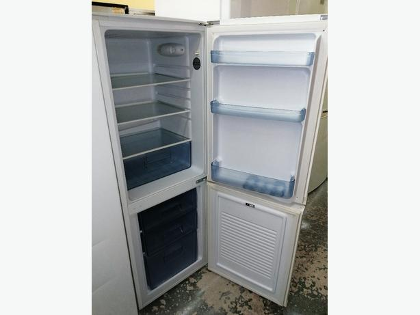 Amica Small fridge freezer with warranty at Recyk Appliances
