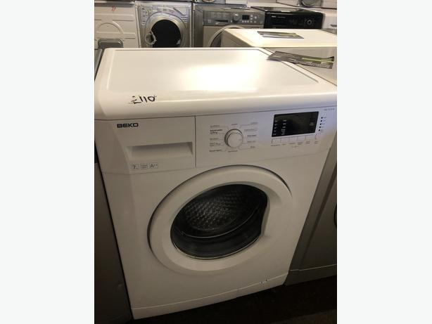 7KG BEKO LCD WASHER/WASHING MACHINE- PLANET 🌍 APPLIANCE 🇬🇧