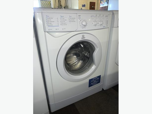 PLANET APPLIANCE - 6KG INDESIT WASHER WASHING MACHINE