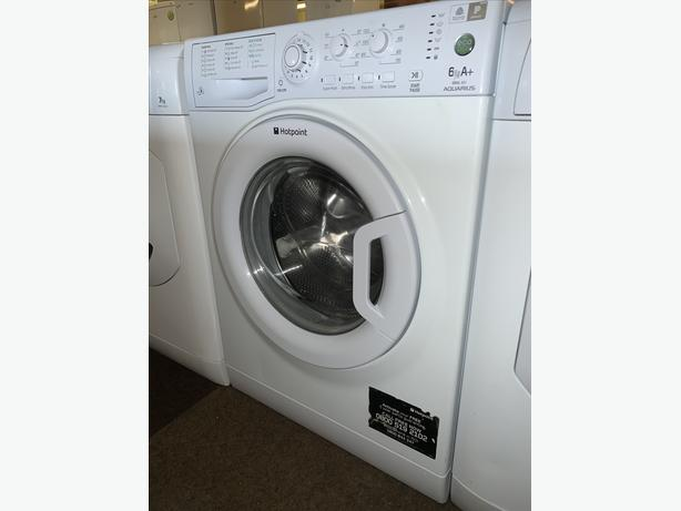 PLANET APPLIANCE -6KG LOAD HOTPOINT WASHER WASHING MACHINE
