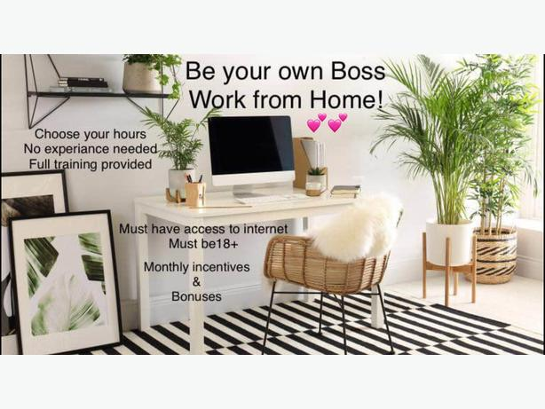 Amazing opportunity be your own boss