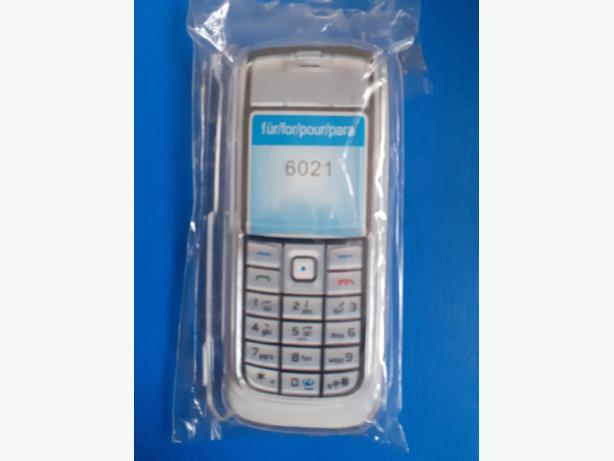 Nokia 6021 plastic mobile phone cover