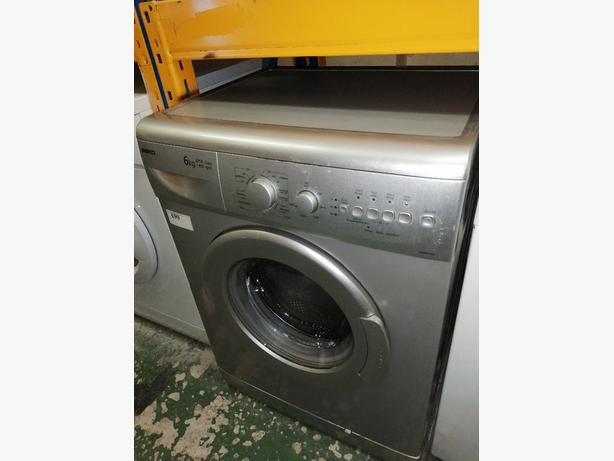 Beko 6 kg washing machine  A class with warranty at Recyk Appliances