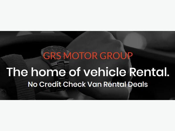 Van Leasing Bad Credit