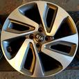 "FOR SALE: Set of Kia Rio Genuine Alloy Wheels 17"" inch"