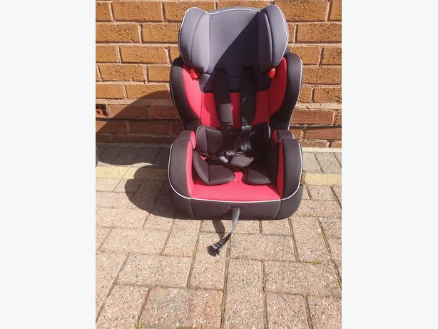 car seat as shown.