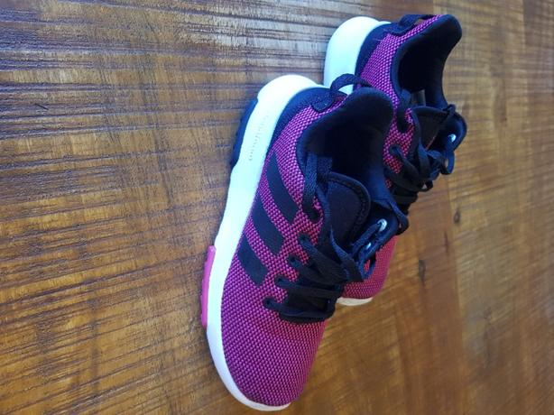 Adidas trainers girls size 1