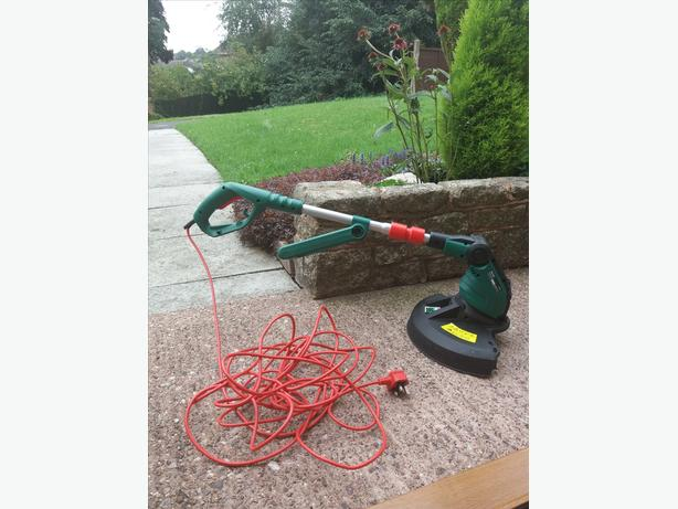Qualcast electric grass strimmer