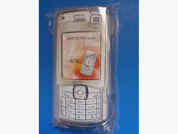 Nokia N70 plastic mobile phone cover