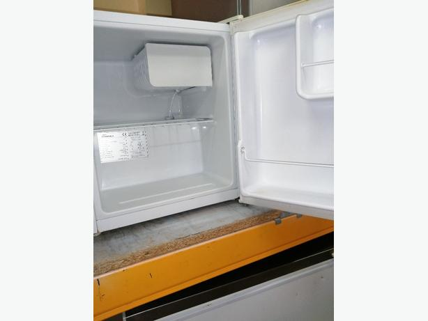 Curry's table top freezer with warranty at Recyk Appliances