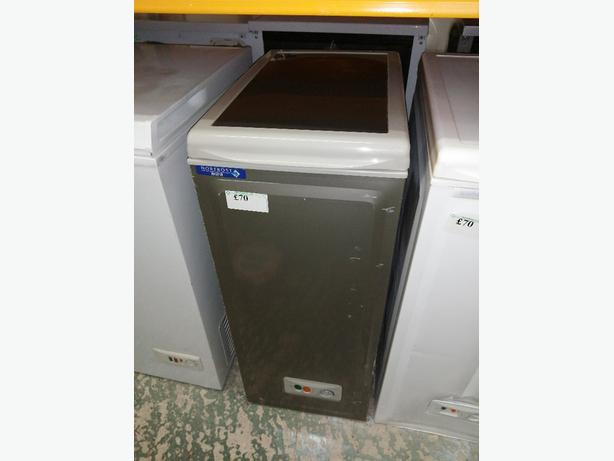 Nor frost mini chest freezer with 3 months warranty at Recyk Appliances