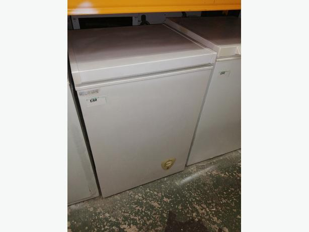 Curry's chest freezer with 3 months warranty at Recyk Appliances