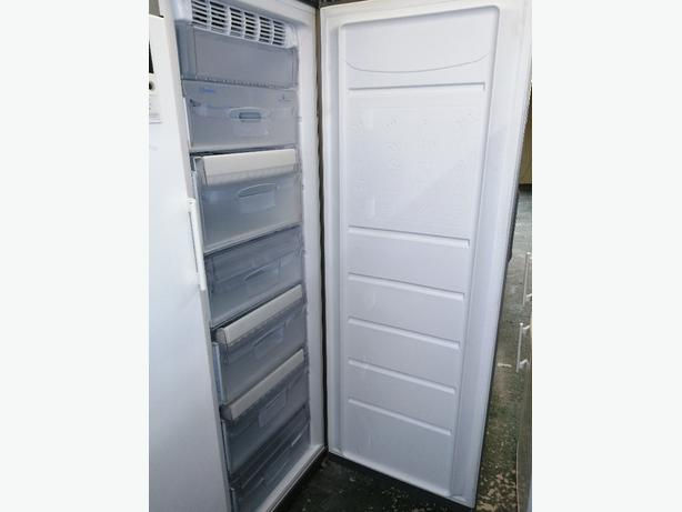 Indesit tall freezer 7 drawers with warranty at Recyk Appliances