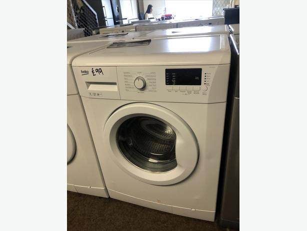 PLANET 🌍 APPLIANCE- BEKO 7KG LOAD WASHER/WASHING MACHINE WITH GUARANTEE 🇬🇧🇬🇧