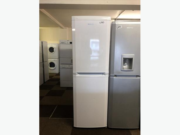 PLANET 🌎 APPLIANCE- BEKO FRIDGE FREEZER WITH GUARANTEE 🇬🇧🇬🇧