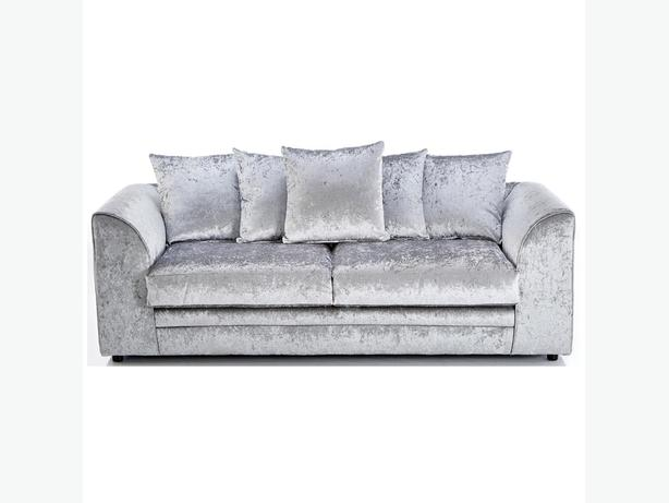 2 SEATER SOFA-comes brandnew wrapped