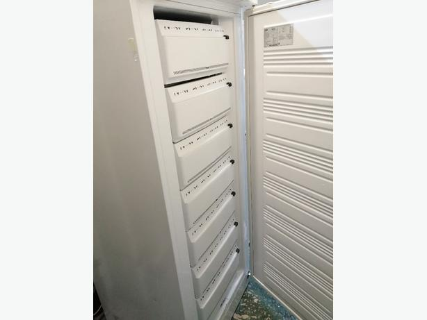 Haier tall freezer 7 drawers with warranty at Recyk