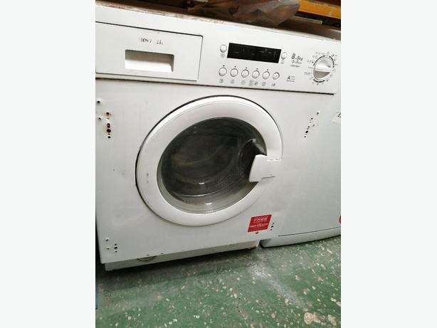 Hoover 8+5 kg washer dryer with warranty at Recyk Appliances