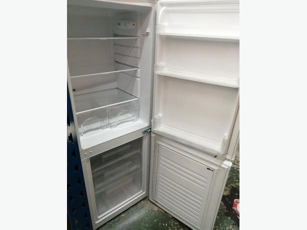 Bush fridge freezer with warranty at Recyk Appliances