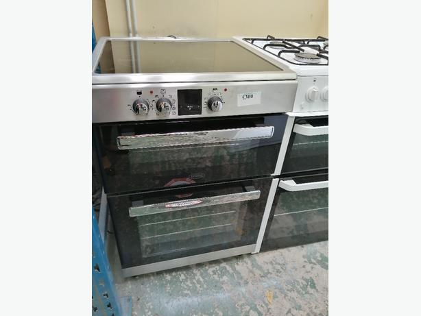 Belling induction cooker 60 cm with warranty at Recyk Appliances