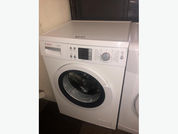 PLANET 🌍 APPLIANCE- BOSCH 9KG LOAD WASHER /WASHING MACHINE WITH GUARANTEE 🇬🇧🇬🇧