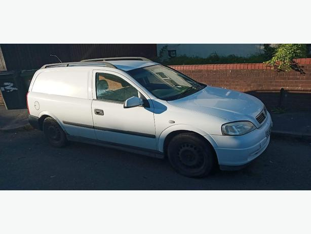 Astra van workhorse swaps may sell