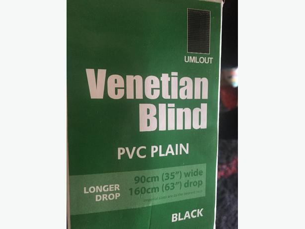 sale black blind