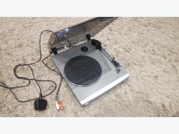 turn table no speakers