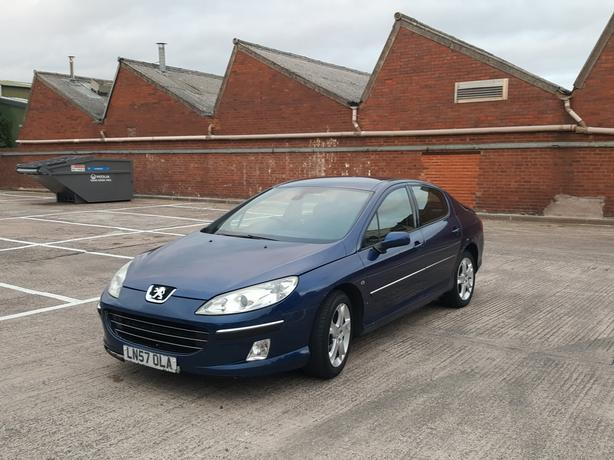 Automatic Peugeot 407 2.0 HDI Diesel, 57 reg, drives very good,economical