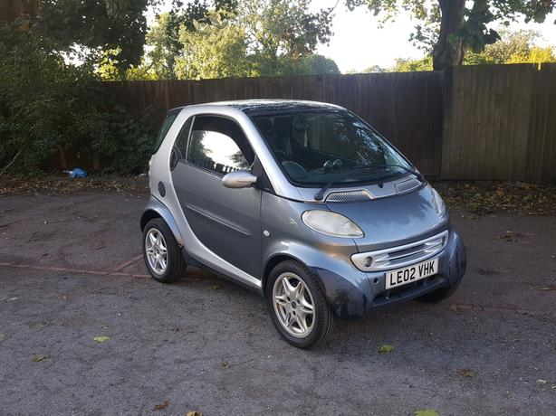 Automatic Smart ForTwo 600cc, Passion, softtouch, glass roof, drives great