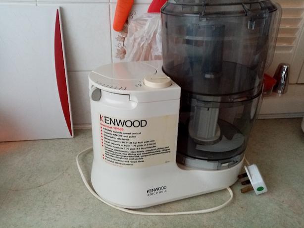 Kenwood Gourmet Mixer and blender