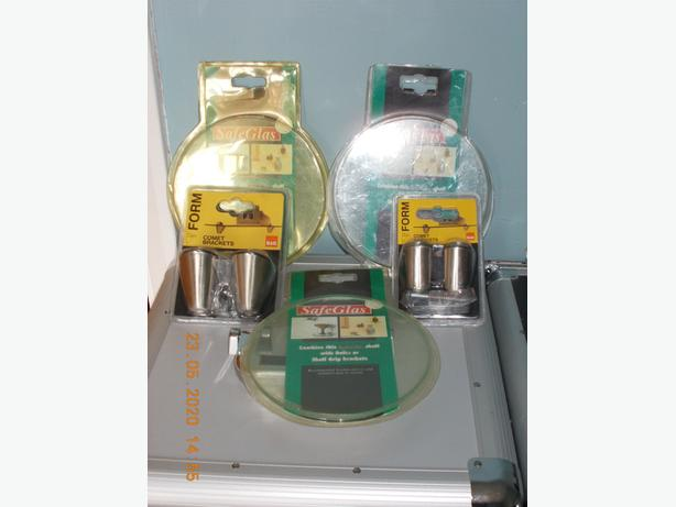 Glass Shelving Kit