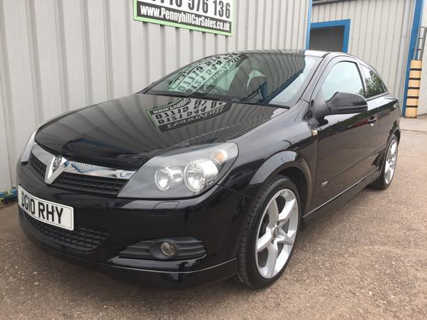 2010 Vauxhall Astra 1.8 SRi (Exterior Pack) **12 MONTHS MOT**