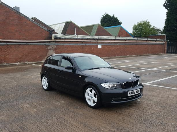 Automatic BMW 118D diesel, 5 dr, good condition, 6 speed, drives excellent