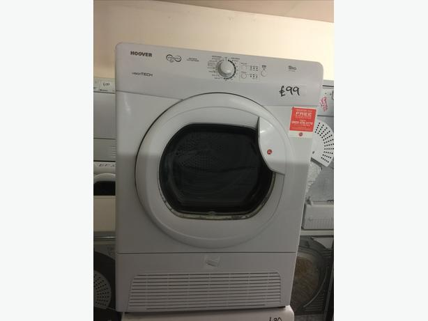 ⭐️⭐️ PLANET APPLIANCE ⭐️⭐️ HOOVER 9KG CONDENSER DRYER ⭐️⭐️