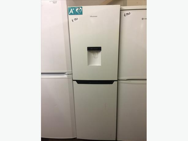 ⭐️⭐️PLANET APPLIANCE ⭐️⭐️ HISENSE FRIDGE FREEZER ⭐️⭐️